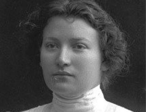 130 שנה להולדתה של שרה אהרנסון