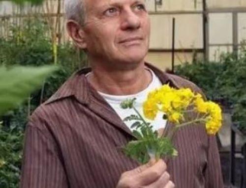 פרופ' דני זמיר בדרכו של אהרן אהרנסון